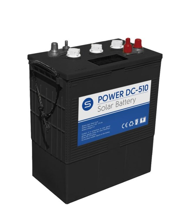 Batería Solar SCL Power DC-315 6V 315Ah