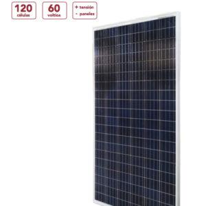 Placa Solar RED SOLAR 60V 260Wp