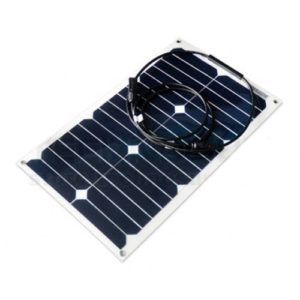 Placa Solar Flexible Curvable RED SOLAR 20W-18V