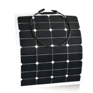 Placa Solar Flexible Curvable RED SOLAR 50W-18V