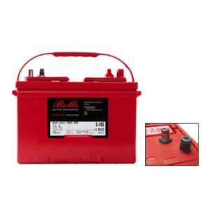 Batería Rolls S-105 106A 12V