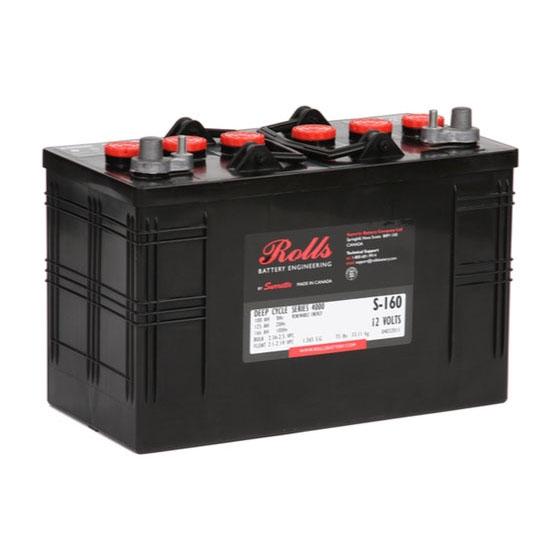 Batería Rolls S-160 166A 12V