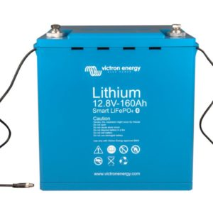 Batería de Litio 12,8V 160Ah Serie Smart