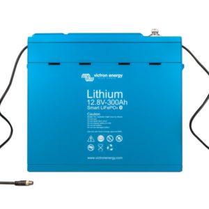 Batería de Litio 12,8V 300Ah Serie Smart