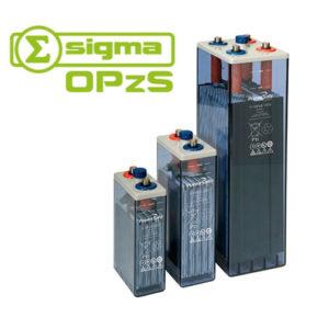 Batería Solar Estacionaria Sigma 6 OpZS 300 448Ah (C100)