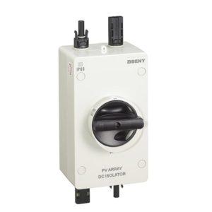 Desconectador DC conectores MC4 precableados BENY 32A 1000VDC