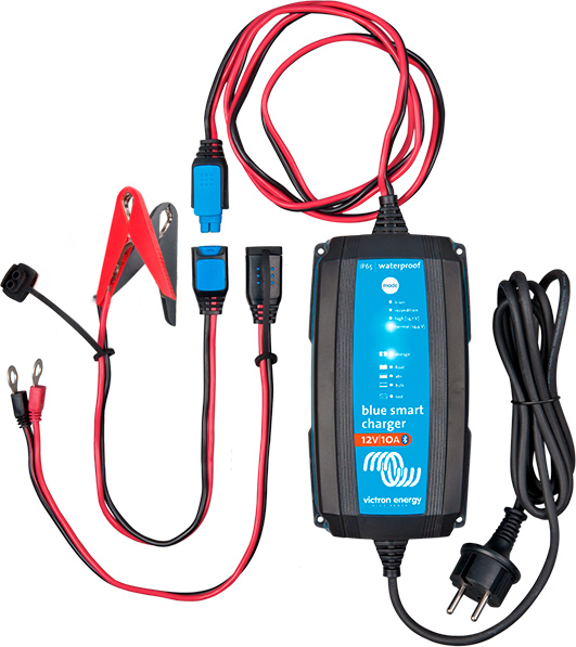 Cargador de Baterías Blue Smart IP65 Bluetooth 12V 5A