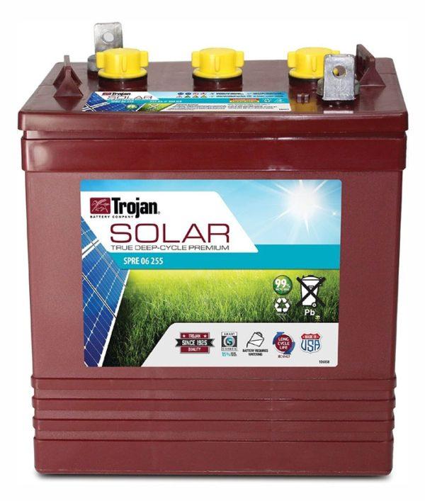 Batería Solar Trojan Premium SPRE 6V 255A