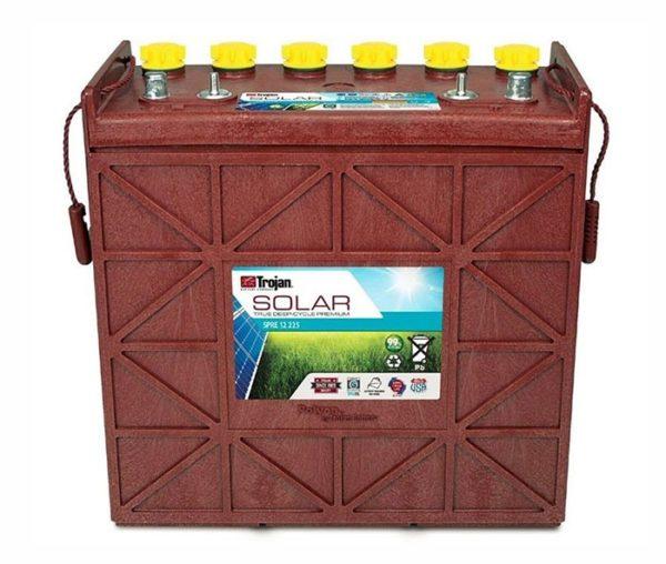 Batería Solar Trojan Premium SPRE 12V 225A
