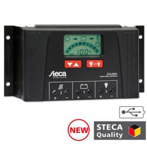 Regulador de Carga Steca Solarix 4040 – 40A 12/24V