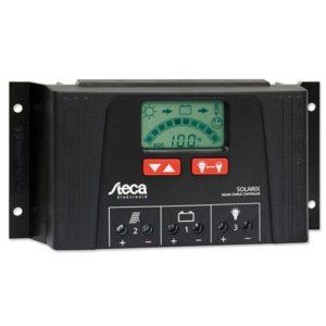Regulador de Carga Steca Solarix 2525 – 25A 12/24V