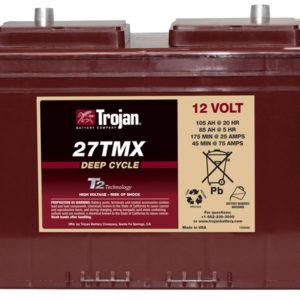 Batería Trojan 27TMX 117A 12V
