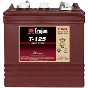 Batería Trojan T-125 266A 6V