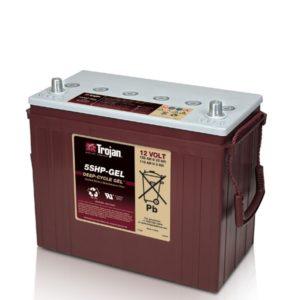 Batería GEL Trojan 5SHP-GEL 137A 12V