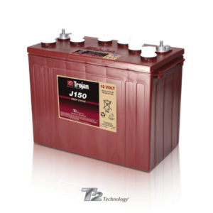 Batería Trojan J150 166A 12V