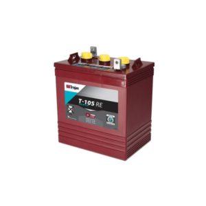 Batería Trojan Premium T105-RE 6V 250Ah (C100)