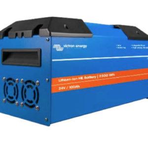 Batería de Litio-Ion Victron Energy HE 24V/100Ah 2.5kWh