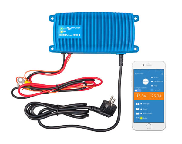 Cargador de Baterías Blue Smart IP67 24V 12A Waterproof