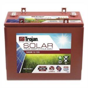 Batería Solar Trojan AGM SAGM 12V 135A